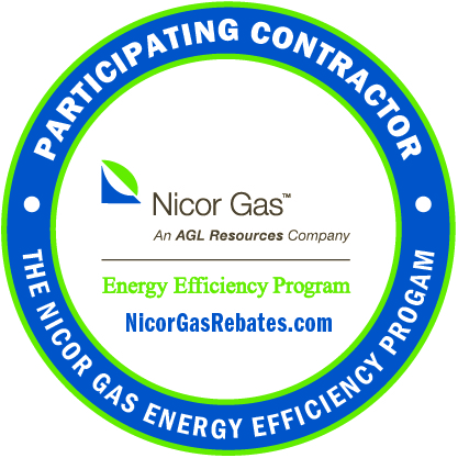 Joe's Heating & Air is a Participating Contractor with Nicor